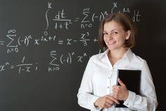 Giovane insegnante Immagini Stock
