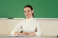 Giovane insegnante Immagine Stock