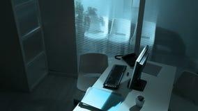 Giovane ladro maschio archivi video