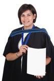 Giovane laureato dello studente Immagini Stock
