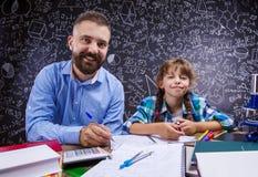 Giovane maestro di scuola Immagini Stock