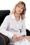 Giovane medico Fotografia Stock Libera da Diritti