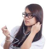 Giovane medico Fotografia Stock
