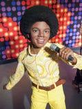 Giovane Michael Jackson Fotografie Stock Libere da Diritti