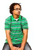 Giovane modello maschio Immagine Stock Libera da Diritti