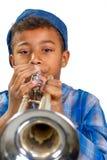 Giovane musicista Fotografia Stock