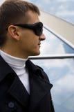 Giovane in occhiali da sole Immagine Stock Libera da Diritti