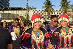 Giovane-partecipante-bel-sorride Fotografia Stock Libera da Diritti