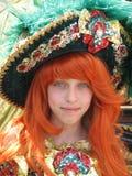 Giovane principessa Fotografia Stock