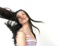 Giovane ragazza asiatica 3 Fotografia Stock