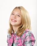 Giovane ragazza bionda Fotografie Stock Libere da Diritti