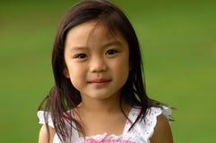 Giovane ragazza cinese Immagini Stock