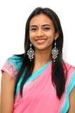Giovane ragazza indiana. Immagini Stock