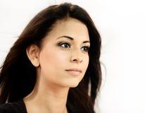 Giovane ragazza messicana Fotografia Stock