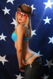 Giovane ragazza sexy Fotografie Stock Libere da Diritti