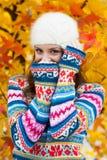 Giovane ragazza teenager Fotografia Stock