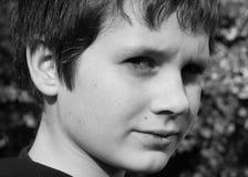 Giovane ragazzo Immagini Stock Libere da Diritti