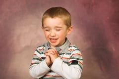 Giovane ragazzo Fotografia Stock Libera da Diritti
