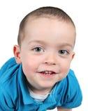Giovane ragazzo felice Fotografie Stock Libere da Diritti