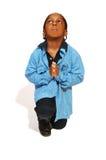 Giovane ragazzo giamaicano. immagine stock