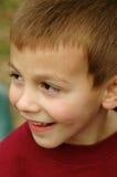 Giovane ragazzo sorridente Fotografia Stock Libera da Diritti
