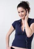 Giovane receptionist Immagini Stock Libere da Diritti