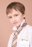 Giovane ritratto dell'uomo d'affari fotografie stock