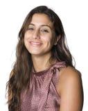 Giovane ritratto della ragazza del latino Fotografia Stock