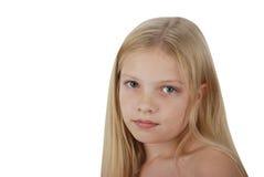 Giovane ritratto di modello di tolleranza fotografie stock