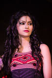 Giovane signora indiana Fotografie Stock Libere da Diritti
