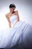 Giovane sposa fotografie stock