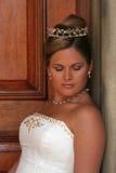 Giovane sposa fotografie stock libere da diritti