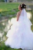 Giovane sposa Fotografia Stock