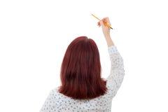 Giovane studente Businesswoman Immagine Stock