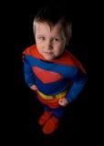 Giovane supereroe Fotografie Stock