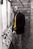 Giovane uomo africano Fotografie Stock Libere da Diritti