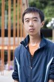 Giovane uomo asiatico fotografia stock libera da diritti