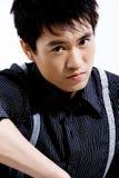 Giovane uomo cinese Fotografie Stock