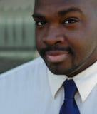 Giovane uomo d'affari attraente Fotografia Stock Libera da Diritti
