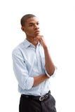 Giovane uomo di affari Immagine Stock Libera da Diritti