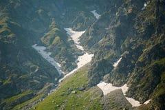 Giovane valle dei laghi del camoscio cinque Immagini Stock