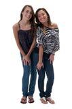 Giovani amici Fotografia Stock