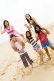 Giovani anni dell'adolescenza Immagini Stock Libere da Diritti