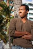 giovani attraenti dell'uomo Fotografia Stock Libera da Diritti
