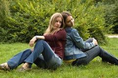 Giovani bellezze fotografie stock libere da diritti