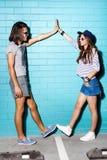 Giovani coppie Immagine Stock Libera da Diritti