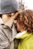 Giovani coppie Fotografia Stock
