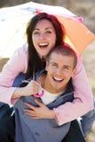 Giovani coppie attraenti Fotografia Stock