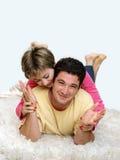 Giovani coppie dolci Fotografia Stock Libera da Diritti