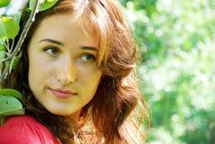 giovani della donna del ritratto Immagine Stock Libera da Diritti